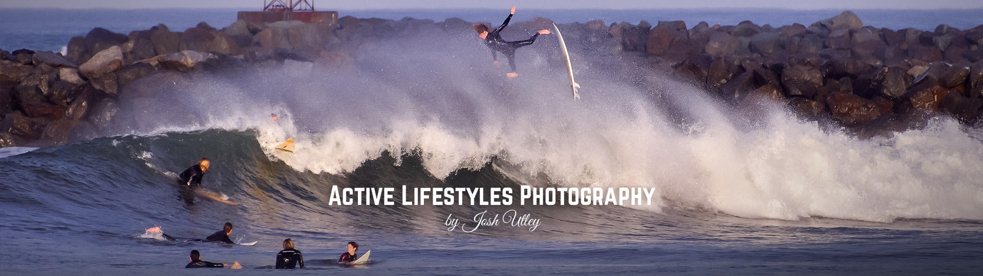 Active Lifestyle Photography by Josh Utley